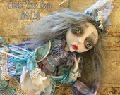 RESERVED for N How to make a jointed Art Doll Tutorial PDF Download Pouty Pippa LuLusApple Style