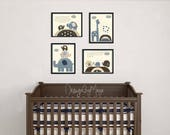 Baby Boy Nursery, Childre...