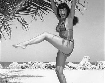 Bettie Is Best, Bettie Page photo collection, digital download