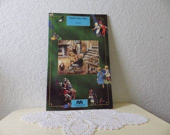 Jumbo Fairy Tales Booklet with the Story of PINOCCHIO, 1990s