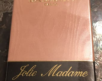 """Vintage NEW IN BOX with Cellophane Wrapping Still Sealed Pierre Balmain """"Jolie Madame"""" 2 Ounce Perfume"""