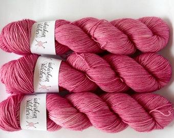 Sock Yarn - Petal Pink