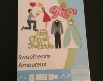 Cricut Sweethearts Cartridge