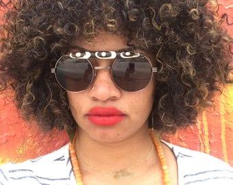 Batik sunglasses