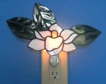 magnolia night light