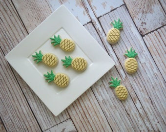Pineapple Cookies - 24 - Two Dozen