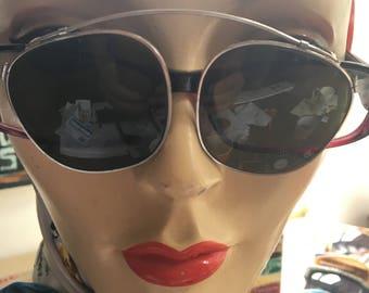 1950s Raytone Clip over Sunglasses with Original Case