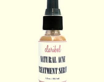 Acne Treatment Serum | Pimple Serum | Acne Spot Treatment | Natural Acne Treatment | Repair & Protect Naturally