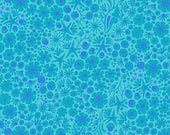 Fabric by the Yard --  Reef in Mermaid from Diving Board by Alison Glass