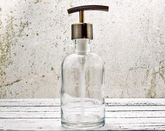 Bathroom Accessories Purchase hand soap dispensers farmhouse bathroom decor glass soap