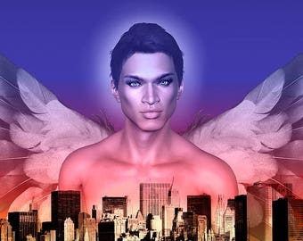 Supreme Healer Archangel Raphael Reading 15-45 Min Voice Recording