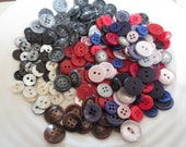 Bulk Buttons Mix Small Size Assortment 426 Pieces Variety Vintage and Newer