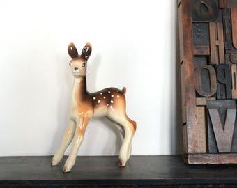 cute holland deer figurine