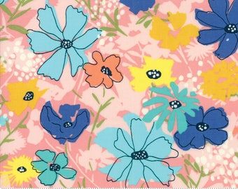 Wild Nectar cotton fabric by Crystal Manning for Moda fabrics 11800 13