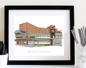 Grand River Hospital | Kitchener Ontario