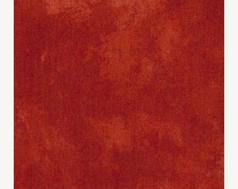 12% off thru July MARBLE CINNAMON BURNT Orange Rust Moda marbles by the half yard cotton quilt fabric 6849
