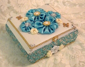 Embellished Trinket Box