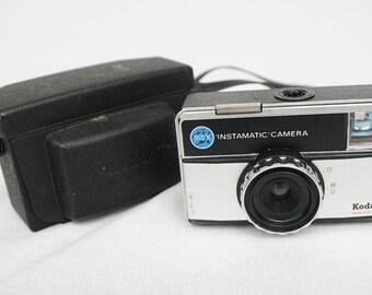 Kodak 155x Instamatic Camera