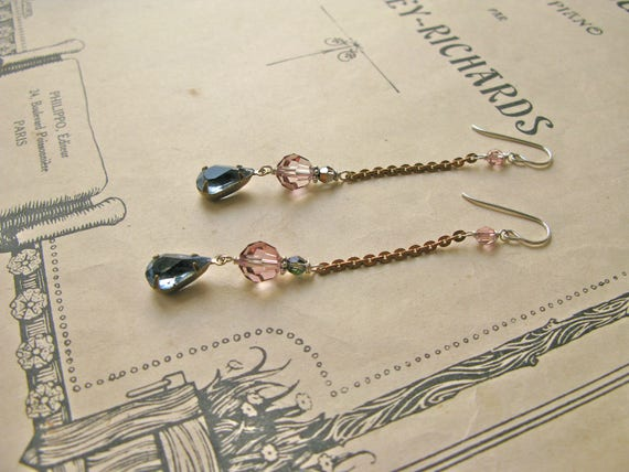 Mitzi Sultry earrings...