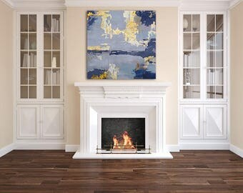 Large Canvas Art, Contemporary Abstract Painting, Abstract Painting Print, Abstract Art Canvas, Large Abstract Painting