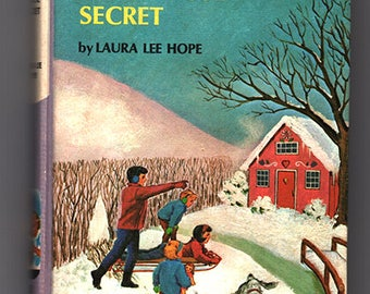 The Bobbsey Twins and the Playhouse Secret by Laura Lee Hope (1968)