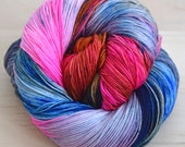 Hand dyed sock yarn - GASP! - Fall / Winter 2017 Collection