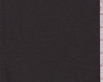 Mochiato Brown Tissue Satin, Fabric By The Yard