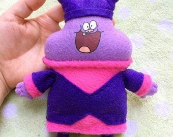 READY TO SHIP, Mini Chowder Plush
