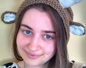 Made to Order Oh Deer! Antler Headband