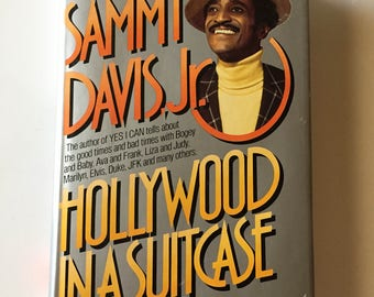 Hollywood in a Suitcase by Sammy Davis Jr. (1980, Hardcover)