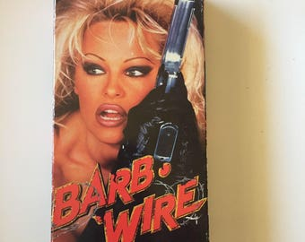 Barb Wire With Pamela Anderson (VHS)