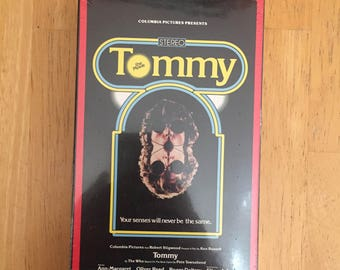 Tommy The Movie (VHS) Brand New!