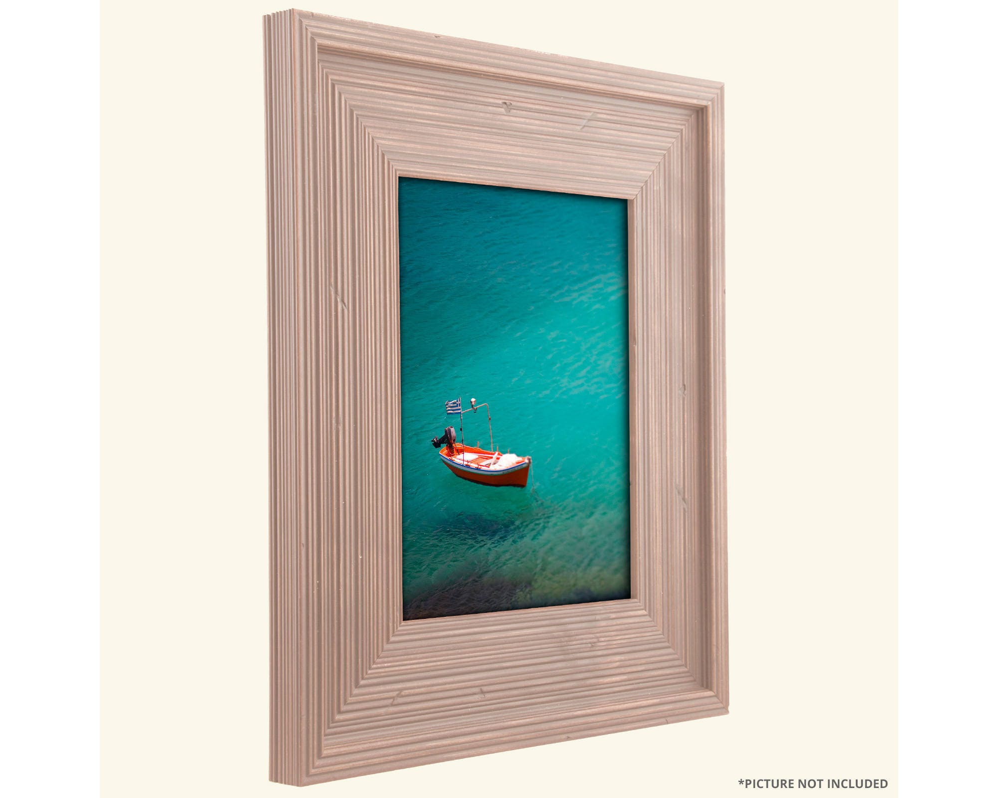 Craig frames 20x20 inch rustic light brown picture frame sold by craigframes jeuxipadfo Image collections