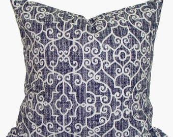 pillow throw pillow pillow cover cushion decorative pillowblue pillows