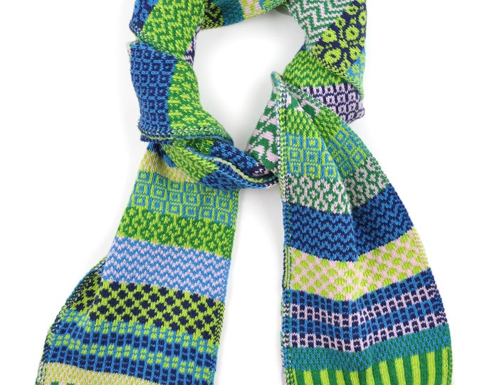 Solmate Accessories - Water Lily Scarf Limited - Available to order through midnight November 27th!