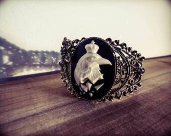 Harry Potter Ravenclaw ♰ ♰ phoenix cameo bracelet