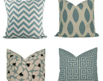 15 off sale blue pillow decorative pillows euro pillow euro sham euro