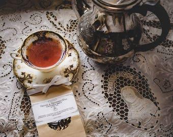 Victoria Grey - Victorian Earl Grey Blend 100 grams, Historic Hand Blended 19th Century Loose Leaf Tea