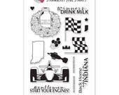 Indy 500 stamp set