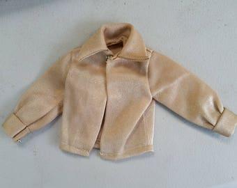 Broadway Joe Namath shirt by Mego, Mod-about town wardrobe 1970s