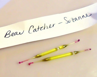 Vintage 1950s Beau Catcher by Suzanne Perfume Nip Sample Vial