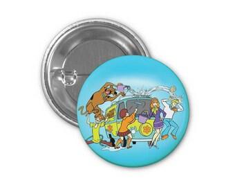 Scooby Doo Kid's Badge