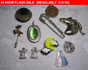 Destash vintage jewelry lot 1