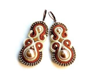 earrings-soutache-boho-Hand Embroidered-Atacama