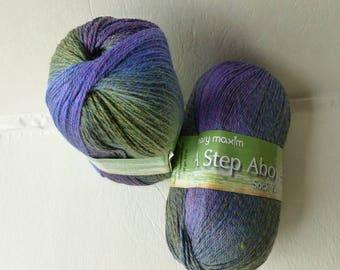 Sale Highlands A step Above Sock Yarn by Mary Maxim