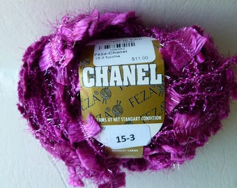 Yarn Sale  -  Fuchsia 15-3 Channel by Feza