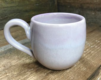 Coffee Mug in Lilac Blush