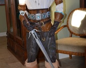 Ciri of Cintra Costume