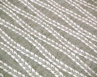 Tatewaku Vintage Japanese tsumugi cotton kimono fabric