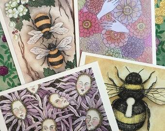 Pollen Notecard Set